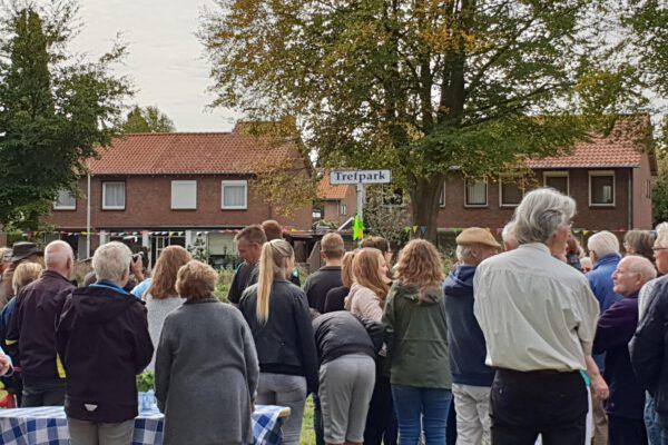 Opening Trefpark Warnsveld
